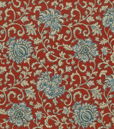 Home Decor Print Fabric-Pkaufmann Minaret Red : home decor fabric : fabric :  Shop | Joann.com