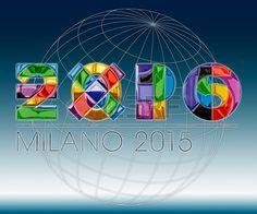expo 2015 logo elaboration