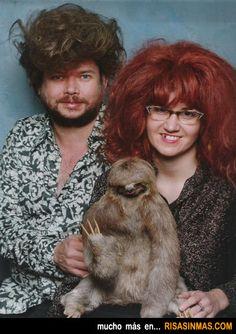 Fotos de familia desastrosas: si tú no tienes uno peor, describe ésta.
