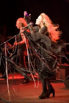 Stevie Nicks - I want to be her.