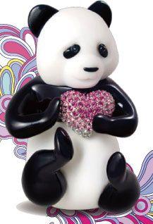 Q. Panda S. Cute for women