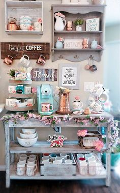 Home Coffee Bar Design Ideas . Home Coffee Bar Design Ideas . 20 Mind Blowing Diy Coffee Bar Ideas and organization Ideas Coffee Bars In Kitchen, Coffee Bar Home, Home Coffee Stations, Coffee Bar Ideas, Coffee Area, Coffee Corner, Coffee Nook, Corner Bar, Coffee Cups