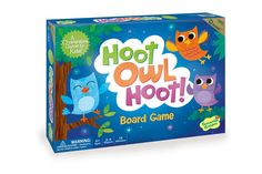 Hoot Owl Hoot Cooperative Board Game PEC-GM106