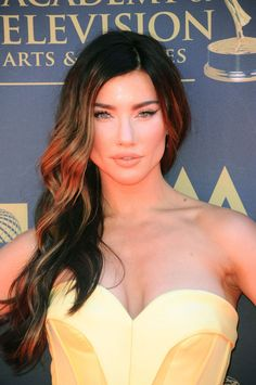 Jacqueline MacInnes Wood at 2017 Daytime Emmy Awards in Los Angeles - Celebrity Nude Leaked! Jacqueline Macinnes Wood, Canadian Actresses, Celebrity Photos, Brittany, Awards, Nude, Singer, Photo And Video, Celebrities