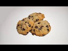 Biscotti americani con gocce di cioccolato senza glutine #dietachetogenica #theitalianketoguy - YouTube Stevia, Biscotti, Keto, Cookies, Desserts, Food, Youtube, Crack Crackers, Tailgate Desserts