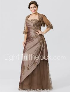 Cheap Plus Size Dresses Online Evening Dresses Plus Size, Plus Size Dresses, Evening Gowns, Evening Party, Dressy Dresses, Cheap Dresses, Elegant Dresses, Beaded Chiffon, Beaded Lace