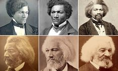 A new book that canonizes Frederick Douglass through historic photography brings together 160 images - many that have never been published - from 1841 to around 1895.