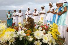 Festa de Iemanjá, Rio Vermelho, Salvador