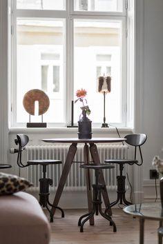 Design Stockholm apartment - FLOORPLAN