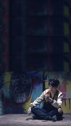 BTS || Fire || Jimin wallpaper for phone