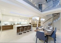Contemporary three bedroom mews house in Belgravia - NOW SOLD