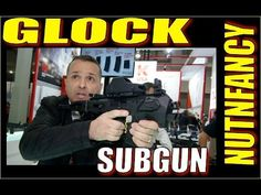 awesome The Glock Subgun: Must Have Accessory from CAA