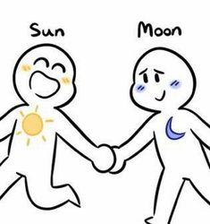 Drawing Reference Poses, Drawing Poses, Drawing Tips, Sun Moon, Draw The Squad, Ship Drawing, Meme Template, Templates, Fb Memes