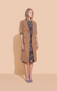 Rachel Comey - Freight Coat - Jackets/Outerwear - Clothing - Women's Store
