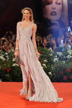 "Analeigh Tipton Photos: ""Damsels In Distress"" Premiere and Closing Ceremony Arrivals - 68th Venice Film Festival"