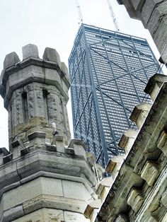 Chicago Water Tower and John Hancock Center | Flickr | Architecture of Chicago | http://en.wikipedia.org/wiki/Architecture_of_Chicago
