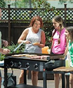 Feed the whole family with Blackstone Griddle