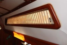 Peek-a-Boo blinds -- want privacy at the dock but don't want heavy curtains? These work and hold up for years!