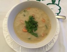 Forum Thermomix - The best community for Thermomix Recipes - Creamy Vegetable ( chicken ) soup. Low Carb.
