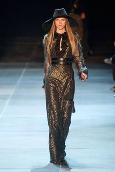 Saint Laurent Spring 2013 Ready-to-Wear Collection