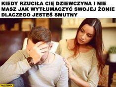 Polish Memes, Very Funny Memes, Smile Everyday, I Love Anime, Stranger Things, Haha, Jokes, Humor, Couple Photos
