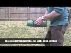 "#7- Tarp Shelter for Poor Weather. C. J. Hall says: This man has several interesting and useful videos on his YouTube channel. He has pre-configured a tarp set-up that he often uses as his tent for regular camping trips. An inexpensive way to have a pretty small ""tent."" Worth taking a look."
