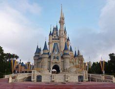 Walt Disney world castle!
