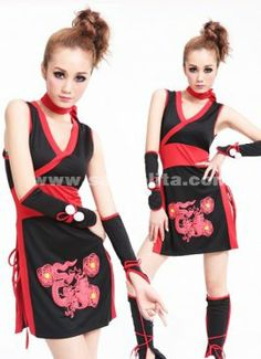 2014 New Arrival Black Sexy Mini Japanese Maid Dresses For Women