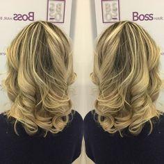Hair By Isla  #blowdry #ghd #ghdhair #ghdcurls #ghdtong #bouncy