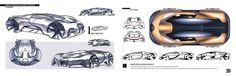 Bugatti Dual Cockpit on Behance