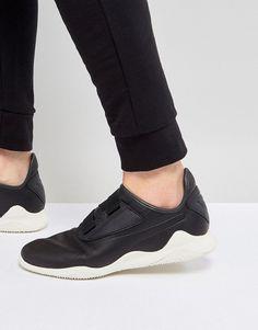 Puma Select Mostro Premium Sneakers In Black 36382301 - Black