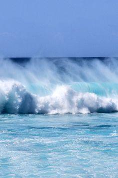 Impressive wave