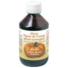 Elixir Pépins de Courge phyto-synergisés