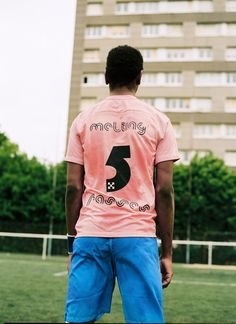 Off-White Partners With Nike on Soccer Kits for a Good Cause in Paris dc1e300c0