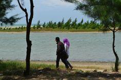 Indahnya Pantai Pasir Putih di Tuban - Part 5