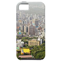Seoul From Above Case For iPhone 5/5S