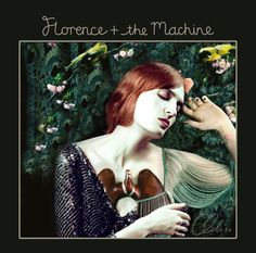 My artwork made for Florence + The Machine Fan Club PL    It was shared on the official page of Florence and the Machine ;)!