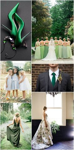 Ideas and Inspiration For Your Pantone Colour of the Year – Greenery Inspired Wedding Green Wedding, Boho Wedding, Wedding Blog, Wedding Ideas, Wedding Flowers, Wedding Crafts, Wedding Decorations, Wedding Ceiling, Deco Floral