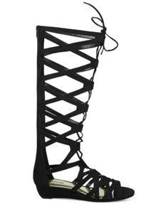 Carlos by Carlos Santana Kleo Flat Gladiator Sandals