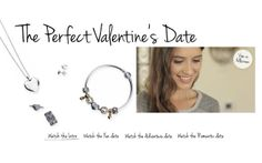 Inspiration for the perfect Valentine's date in the #PANDORAmagazine #PANODRA
