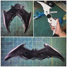 New product: Batman V Superman: Dawn of Justice Foldable Batarang. A custom design I've been working on merging the awesomeness of the DoJ sleek style with the Arkham batarangs size and collapsible design. Do yourself a favor and get yours today!