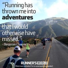 Monday Motivation: Running Adventures | Runner's World