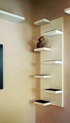 IKEA shelves: hack