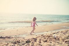 this is what our children will be like...beach bums, just like Mom and Dad. :)