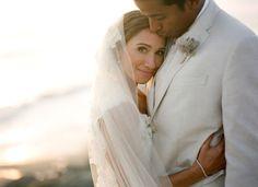 great beach pictures: Washed Ashore, An Organic Beach Wedding: Jamie + Jabdiel – Part 1