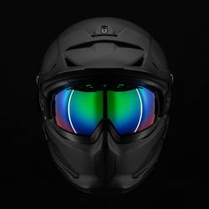 Ruroc | Berserker Toxin | Full Face Carbon Fiber Motorcycle Helmet Carbon Fiber Motorcycle Helmet, Full Face Motorcycle Helmets, Cool Motorcycles, Iridescent, Red And Blue, Lens, Product Launch, Gold, Hard Hats