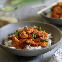 Sweet And Sour Chicken Recipe from the Paleo Takeout Cookbook