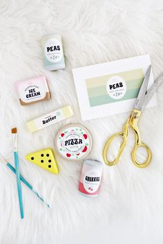 Wood Play Meals DIY - A Lovely Mess, diy initiatives actions concepts crafts for house room decor it your self diy playing cards items Wooden Play Food, Wooden Play Kitchen, Play Kitchen Food, Play Kitchens, Ikea Toys, For Elise, Grilling Gifts, Wooden Shapes, Beautiful Mess