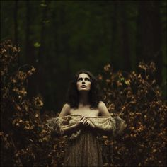 Witchy Woman Portraits : Conjure Image Series by Claire Oring