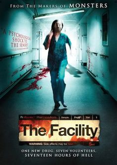 Now watching on Showtime Beyond: The Facility. Not bad so far.